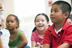 Små barn lærer ikke et andrespråk bare ved å være i barnehagen. Barnehagelæreren må legge til rette for språklæring.