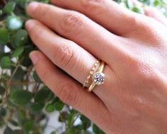 R016 Seven Diamond Ring by n+a new york  http://nandanewyork.bigcartel.com/product/r016
