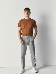 Daily fashion all trends dresses shoes pants jeans Casual Chic Outfits, Stylish Mens Outfits, Basic Outfits, Men Casual, Fashion Outfits, Mens Fashion, Guy Fashion, Smart Casual, Simple Outfits