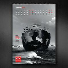 Конкурс «Корпоративный календарь-2016»- PR-Info.ru - информационный спонсор Table Calendar, Calendar 2020, Wall Calendar Design, Stationary Branding, Logo Design, Graphic Design, Desk Calendars, Creative Design, Design Inspiration