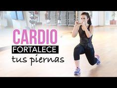 Rutina de cardio para decirle ADIÓS a la grasa localizada en las piernas (VIDEO) | Adelgazar – Bajar de Peso