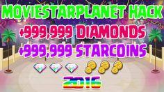 MovieStarPlanet Hack - MSP Hack 2016 999,999 MSP Free Diamonds and StarC...