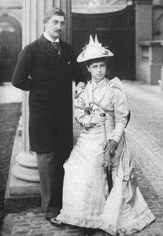 Marie and Ferdinand Michael I Of Romania, Von Hohenzollern, Romanian Royal Family, Victorian Life, Central And Eastern Europe, British Royal Families, Head Of State, Kingdom Of Great Britain, Queen Mary
