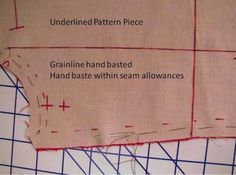 One of the biggest differences between regular garment sewing and couture sewing is underlining. Underlining is what gives couture garments their superior overall appearance and elevates any homemade article of clothing to a designer-grade product. But, what is underlining? Why do you need it, and how do you use it? Read on to find out!