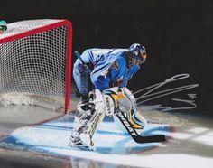 Ondrej Pavelec Autographed 8x10 Photo #SportsMemorabilia #AtlantaThrashers