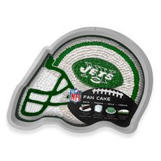 Fan Cake NFL Silicone Cake Pan - New York Jets - Bed Bath & Beyond
