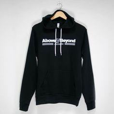 Above & Beyond Acoustic II Merchandise | Pullover Hoodie Black  #pullover #hoodie #sweater  #aboveandbeyond #ABAcoustic #AcousticII #merchandise #musiclabel #recordlabel #Anjunabeats #Anjuna