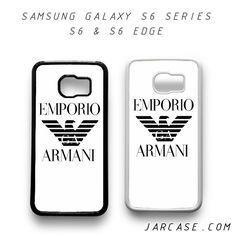 emporio armani Phone case for samsung galaxy S6