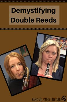 Great tips for teaching double reeds! A detailed article with pictures! Visit Band Directors Talk Shop for more great band director ideas. Music Lesson Plans, Music Lessons, Oboe, Bassoon, Music Education Quotes, Europe Band, Band Problems, Band Director, Piano Teaching