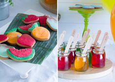 Very Hungry Caterpillar Guest Dessert Feature | Amy Atlas Events