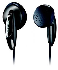 Philips SHE1350 In-Ear Headphones