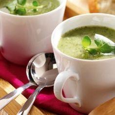 Холодные летние супы: ТО…