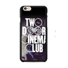 Two Door Cinema Club IPhone 6| 6 Plus Cases