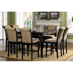 HD wallpapers cabrillo counter height dining table stools by coaster