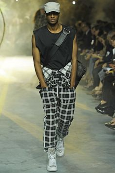 Moncler Gamme Rouge RTW Spring 2014 | tbhunkydory