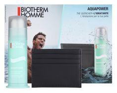 Biotherm Homme Aquapower косметический набор VIII. Biotherm Homme Aquapower