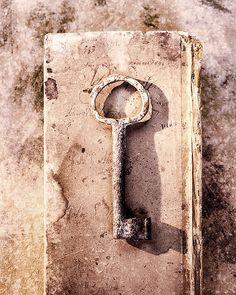 .ancient key.