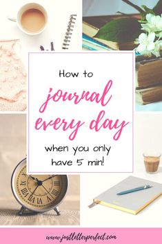 Do you want to be the kind of person who writes in a journal, but never seems to have the time? Do you want to have a more positive outlook on life, and improve how you spend your days? Then The Five-Minute Journal might be the answer for you!