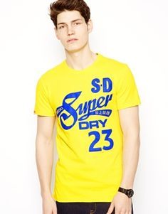 Superdry+T-Shirt+With+Cali+Tails+Print