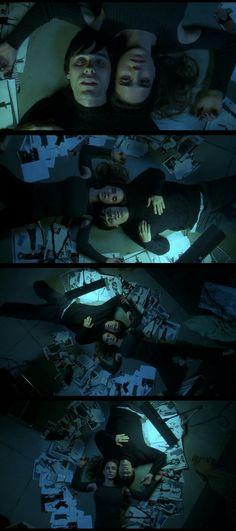 Requiem for a Dream(2000) Directed by Darren Aronofsky.