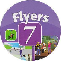 Cambridge YLE Tests Flyers 7 CD Audio