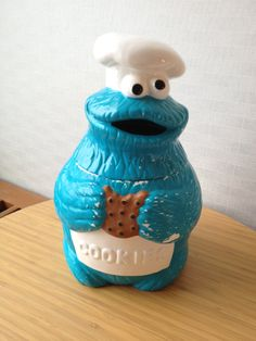 Jennys Cookie Monster By Joy Gaddis On Pinterest Cookie