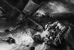 The Wreck of the Hesperus | 43. The Wreck of the Hesperus | Emily Hope Price