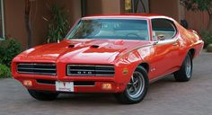 1969 Judge GTO