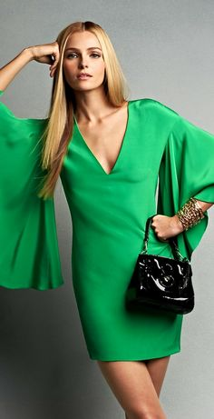 Ralph Lauren Emerald Green..