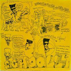Schoolly D, Schoolly D (1986) - The 50 Best Hip-Hop Album Covers | Complex