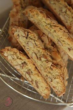 gâteaux croquants aux amandes