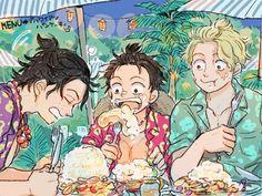 One Piece Anime, One Piece ルフィ, One Piece Crew, One Piece Funny, One Piece Drawing, One Piece Comic, One Piece Fanart, One Piece Images, Sabo One Piece