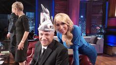 #SharkTank Kevin's Birthday Hat!