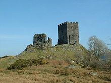 Dolwyddelan Castle – built by Llywelyn ab Iorwerth in the early 13th century to watch over one of the valley routes into Gwynedd