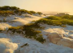 Sun & Sand by Laurie Kersey Oil ~ 18 x 24