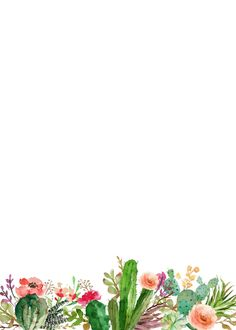 Cactus blank invite format printable - Cactus blank invite format printable, Best Picture For - Cactus Backgrounds, Cute Wallpaper Backgrounds, Iphone Wallpapers, Cute Wallpapers, Succulents Wallpaper, Plant Wallpaper, Cactus Drawing, Cactus Art, Paper Cactus