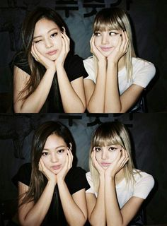 Jennie And Lisa - blackpink