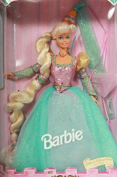 Barbie Rapunzel (1995)