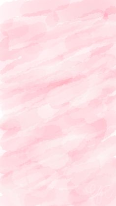 Watercolor Marble Like Peony Pink Design By Eunice J Choi