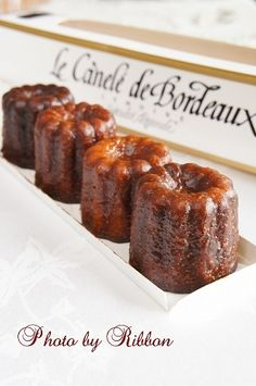 Le Canelé de Bordeaux Lemoine, Paris