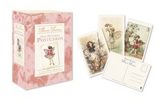 Flower Fairies - One Hundred Postcards (published by Penguin)