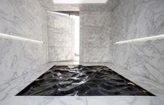 """Mathieu Lehanneur: """"Liquid Marble"""""""