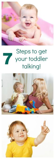 """We all look forward to hearing our babies say their very first word. My baby's first word was """"cheese"""". Random, I know, but he loves cheese so it was very motivating for him to learn the word! But what if that first word doesn't come? Or what if your toddler is not expanding his vocabulary? …"""