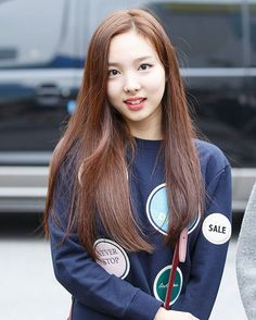 """""""; The way she look into the camera - Its almost 2.40am and i just finished my HOMEWORK!! Im so gonna be sleepy in class later. ©owner - {#TWICE #Nayeon…"""""""