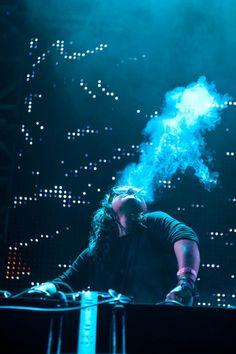 Skrillex Viral Animal - EDM Music Scene