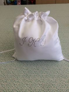 Extra Large Custom Made Money Bag Dollar Dance By Sashesforlove