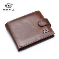$8.54 (Buy here: https://alitems.com/g/1e8d114494ebda23ff8b16525dc3e8/?i=5&ulp=https%3A%2F%2Fwww.aliexpress.com%2Fitem%2FQianxilu-Brand-Split-Leather-Men-Wallets-With-Coin-Pocket-Brown-Wallet-Purse-Male-High-Quality-wholesale%2F32677524264.html ) Qianxilu Brand Split Leather Men Wallets With Coin Pocket Brown Wallet Purse Male High Quality wholesale price for just $8.54