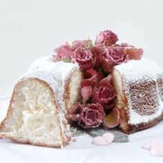 Angel Food Cake by Shadesofcinnamon