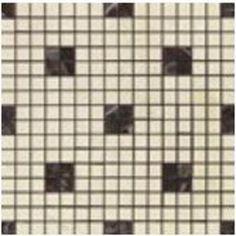 #Ragno #Bistrot #Mosaico Marfil Glossy 29x29 cm R4ZN | #Porcelain stoneware | on #bathroom39.com at 215 Euro/sqm | #mosaic #bathroom #kitchen