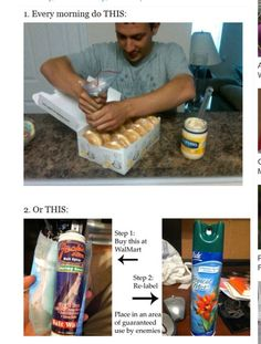 Need April Fool Day Ideas???Here Some Funny Ideas.#Various#Trusper#Tip